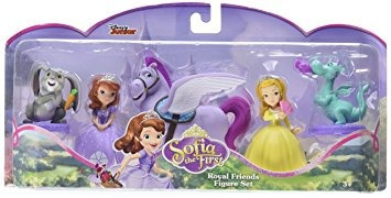 juguete disney sofia the first royal amigos enchancia core