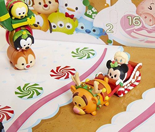 juguete disney tsum tsum cuenta atrás para la navidad calen