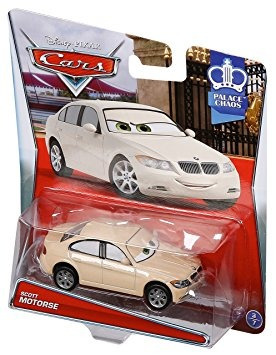 juguete disney/pixar cars, palace chaos 2015 series, scott