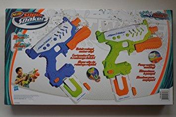 juguete disparo nerf pistola de agua de la onda super soake
