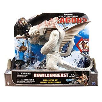 juguete dreamworks dragones cómo entrenar a tu dragón 2 - b