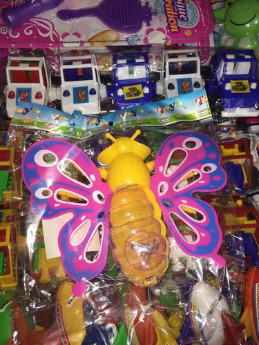 juguete económico alto mayoreo 30 piezas