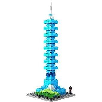 juguete edificio loz w28