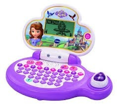juguete educativo mini laptop princesita sofia vtech tablet