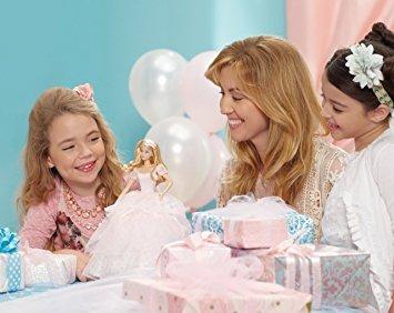 juguete el cumpleaños desea la muñeca barbie
