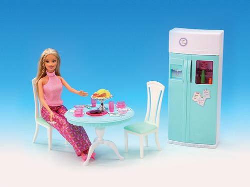 juguete el desayunador gloria muebles muñecas 29cm babymovil