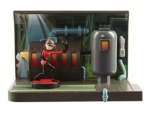 juguete elastigirl asalto al laboratorio los increibles