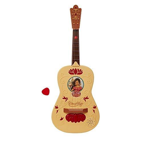 juguete elena de avalor disney cuentos guitarra