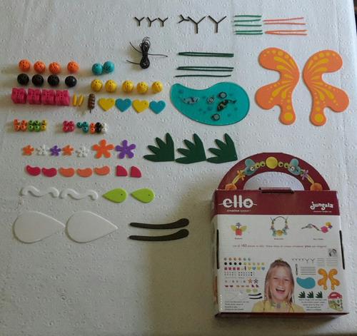 juguete ello, sistema de creación para niñas de + 5 años