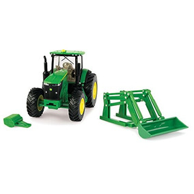 With Removable 7270r John Tractor Loader Juguete Ertl Deere ZuTkXiOP
