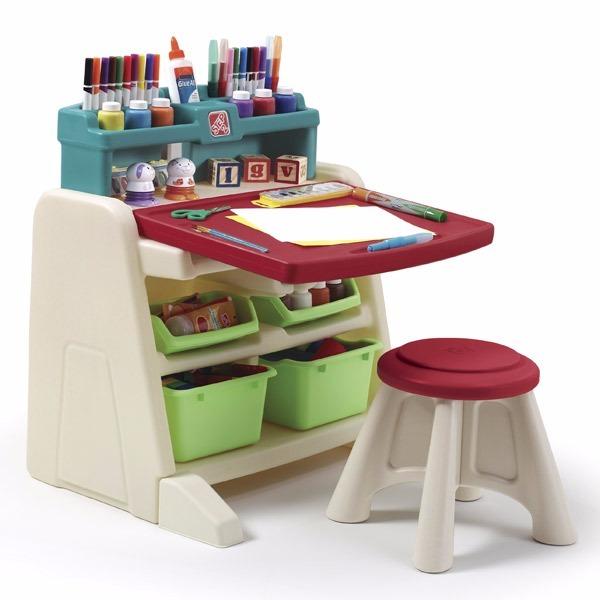 Juguete escritorio con pizarra para ni os step2 s 459 for Escritorios de ninos