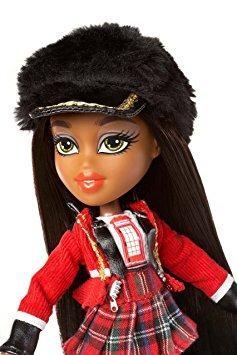 juguete estudio en el extranjero bratz sasha doll- a reino