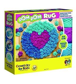 juguete faber-castell 6109 creatividad para niños pom alfom