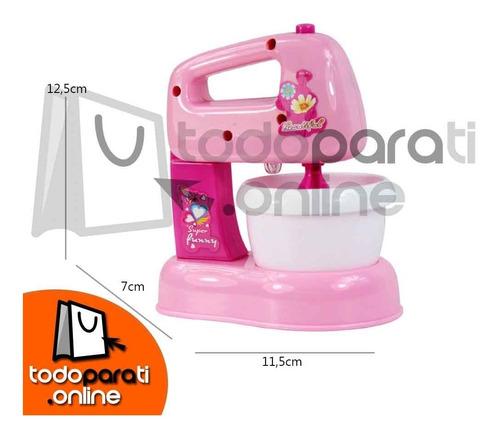 juguete family little helper batidora