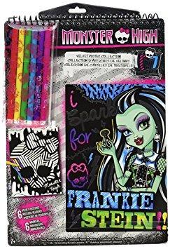 juguete fashion angels monster colección de carteles de alt