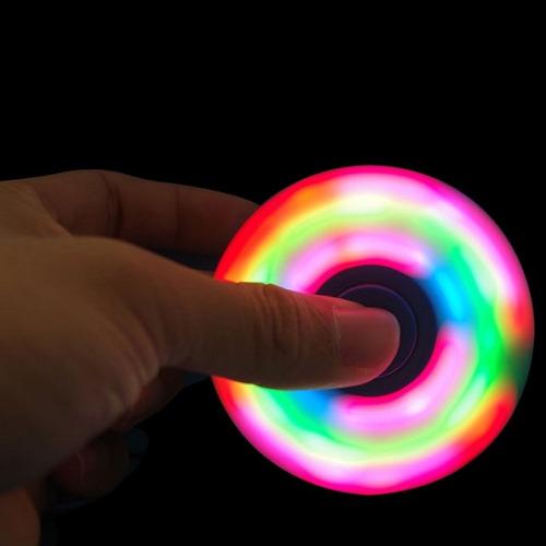 juguete fidget spinner anti estrés