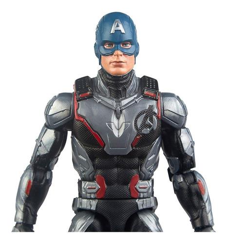juguete figura accion capitan america endgame marvel legend