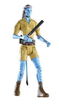 juguete figura avatar na'vi de avatar dr. grace augustine a