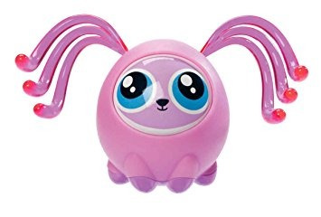 juguete figura fijit amigos novatos rosa tia