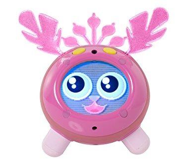 juguete fijit amigos yippits golpeteo figura (rosa)