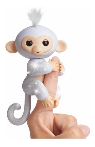 juguete fingerlings mono interactivo monito original de tv