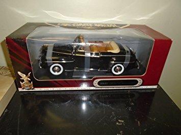 juguete firma del metal de carreteras escala 118 ford 1948