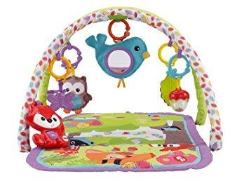 juguete fisher-price 3-en-1 musical gimnasia de la activida