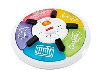 juguete fisher-price aprende con luces piano