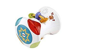 juguete fisher-price brillante beats 2-en-1 musical redoble