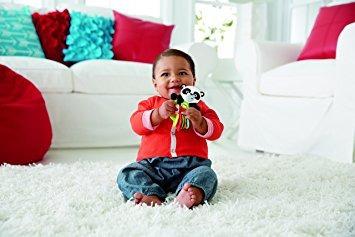 juguete fisher-price clak anillo, panda