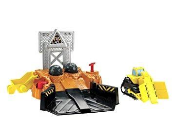 juguete fisher-price de big boulder acción explosiva canter