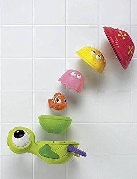 juguete fisher-price disney baby nemo de la jerarquización