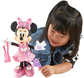 juguete fisher-price - disney minnie mouse