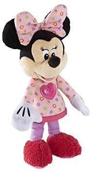 juguete fisher-price disney minnie mouse goodnight abrazos