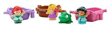 juguete fisher-price disney princesa flotante barcos a poco