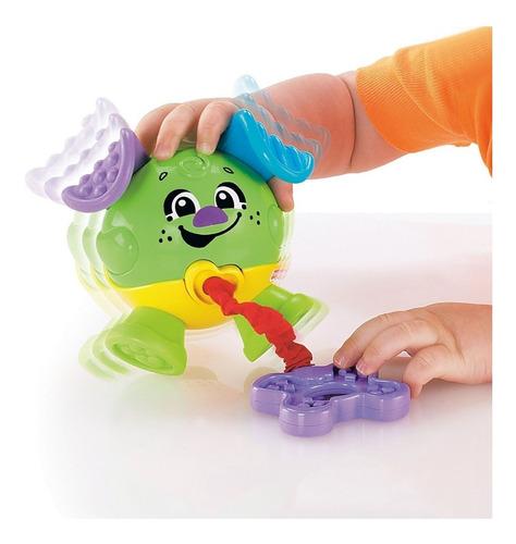 juguete fisher price gatito perrito risitas babymovil g8899