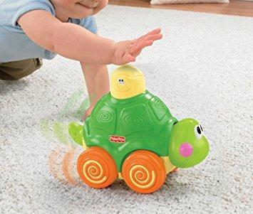 juguete fisher-price go baby go! presione y rastreo de la t