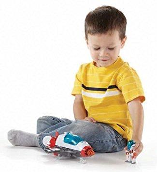 juguete fisher-price imaginext alfa estrella