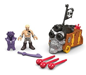 juguete fisher-price imaginext davey jones