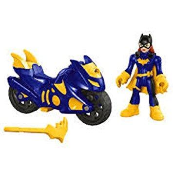 juguete fisher-price, imaginext, dc super friends, figura d