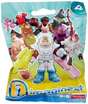 juguete fisher-price imaginext de colección figuras de w72