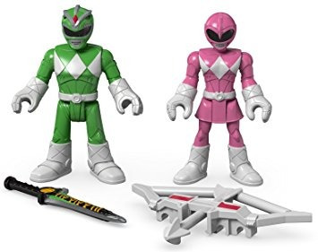 juguete fisher-price imaginext power rangers w41