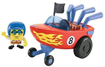juguete fisher-price imaginext spongebob squarepants barco