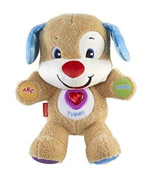 juguete fisher-price laugh and learn del perrito