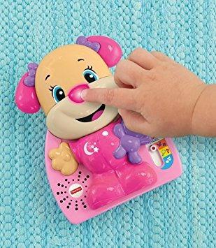 juguete fisher-price laugh w13