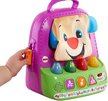 juguete fisher-price laugh w30