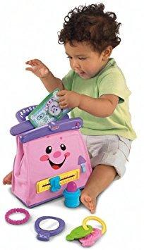juguete fisher-price laugh w46