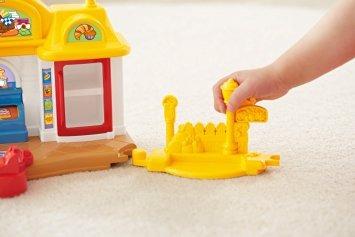 juguete fisher-price little people mercado de la esquina pl