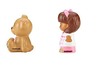 juguete fisher-price little people mia