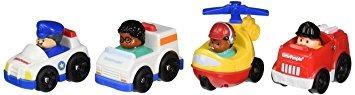 juguete fisher-price little people wheelies comunidad ayuda